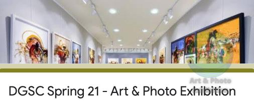 View Our Virtual Art & Photo Exhibit