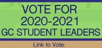 Vote for GC Student Leaders