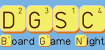 DGSC Board Games Night